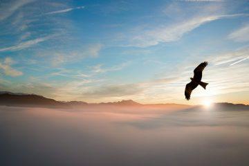 sky clouds - keep the faith