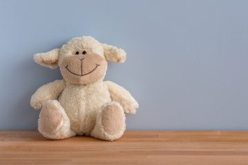 Cuddly toy - Smile quotes