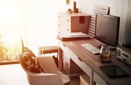 Home office - The lessons of telecommuting