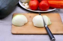 Vegetables on counter - Recipes supporting probiotics/prebiotics