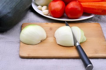 Vegetables on counter - Recipes supporting probiotics/prebiotics