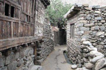 Village of Turtuk, Ladakh, India