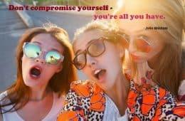 girls-silly-funny-beyourself-fun-life-fashion-selflove-friendship