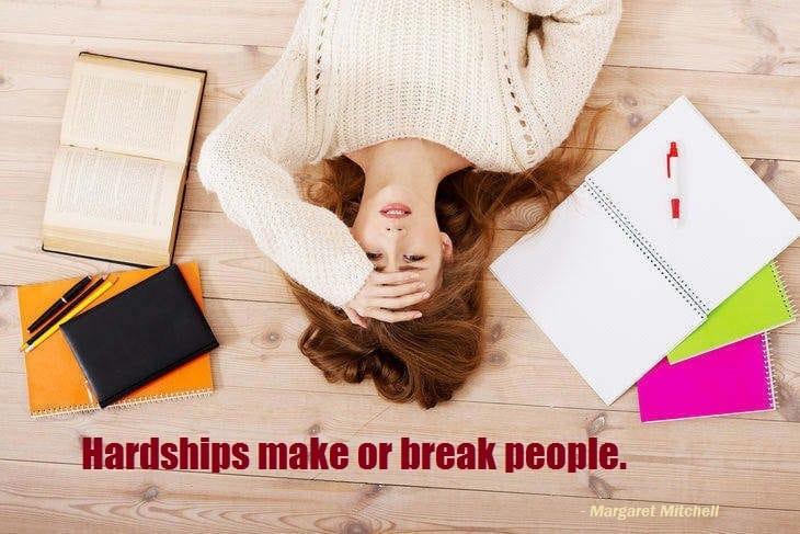 stress-hardship-girl-books-break-anxiety-exams