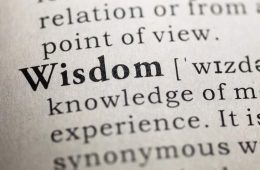 dictionary definition of wisdom