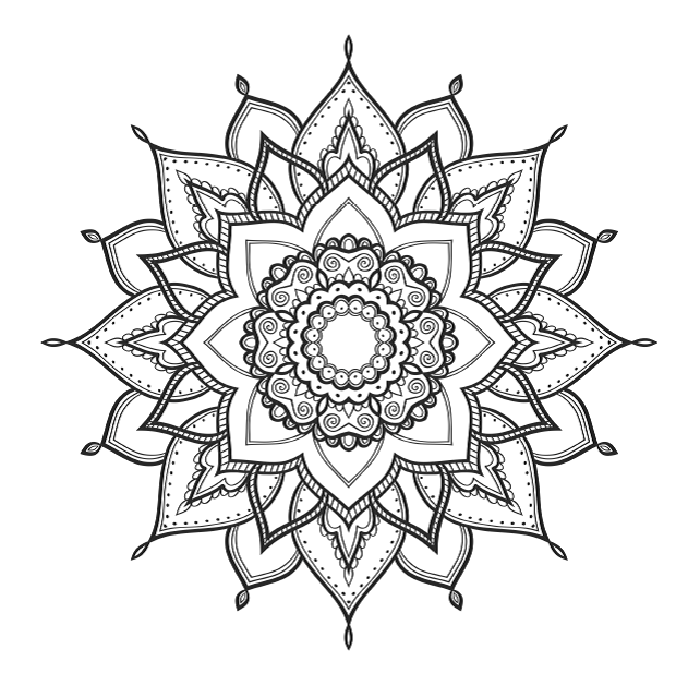 coloring book artist free colouring pages 5 stunning mandalas to colour from