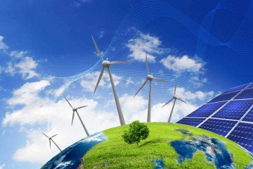 Renewable energy: wind, solar, biomass, hydro