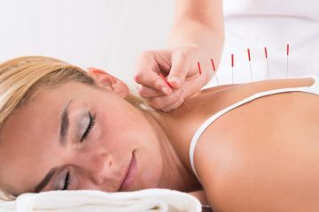 acupuncture patient-interview with an acupuncturist
