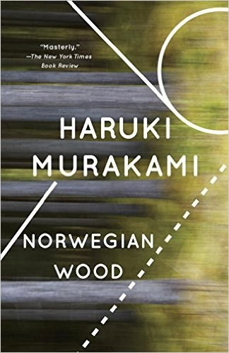 Book cover of Norwegian Wood