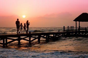 beach children - family quotes