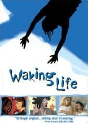 Waking Life animated movie