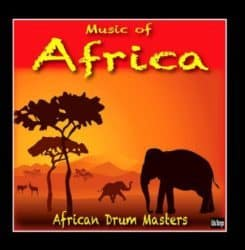 Music of Africa audio
