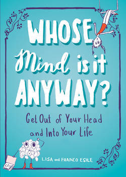 Front cover - Whose mind is it anyway book review