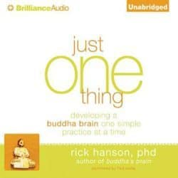 Rick Hanson Just One Thing audio