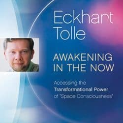 Eckhart Tolle Awakening in the Now audio