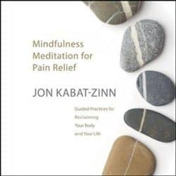 Jon Kabat-Zinn Mindfulness Meditation for Pain Relief audio