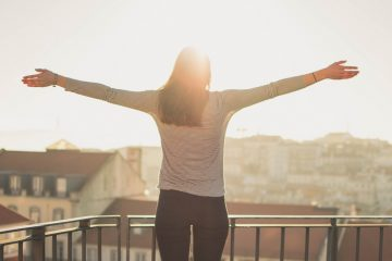 woman sunrise - famous quotes about life