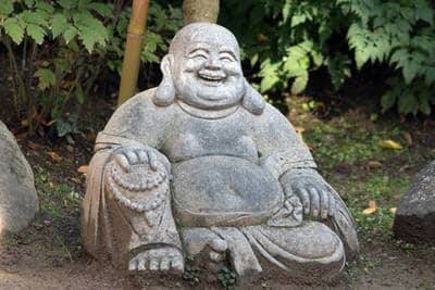 Laughing Buddha statue - Laugh your way to higher consciousness