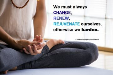 meditation - change - peace - growth - woman