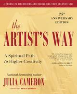 Front cover - The Artist's Way turns 25