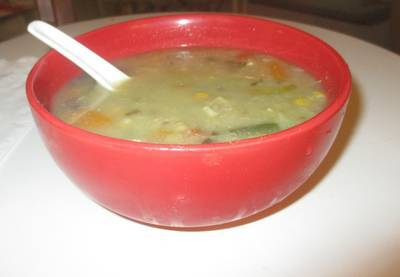 Bowl of soup - Poems by Max Reif