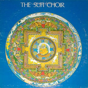 Sufi Choir album cover - A saga in symbols