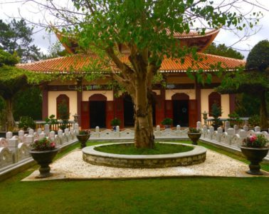Truc Lac Monastery