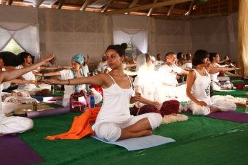 Kundalini yoga festival - Kundalini awakening