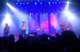 The Tragically Hip performing in 2015 - The last hurrah