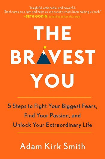 The Bravest You front cover, bigger version - Time to take action