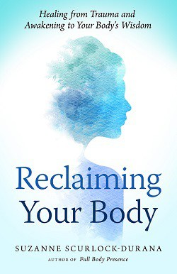 Reclaiming your body book cover - Pelvic empowerment