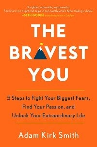 The Bravest You front cover - Time to take action