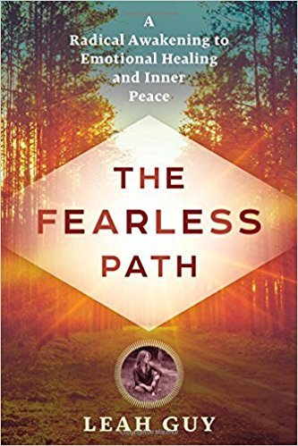 Front cover of The Fearless Path book - The energy of yes