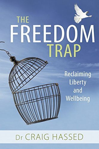 Front cover of The Freedom Trap book - The science of freedom