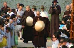Thich Nhat Hanh in Vietnam
