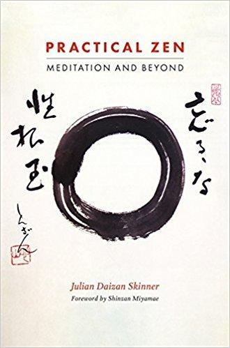 Front cover of Practical Zen book - Boris's story