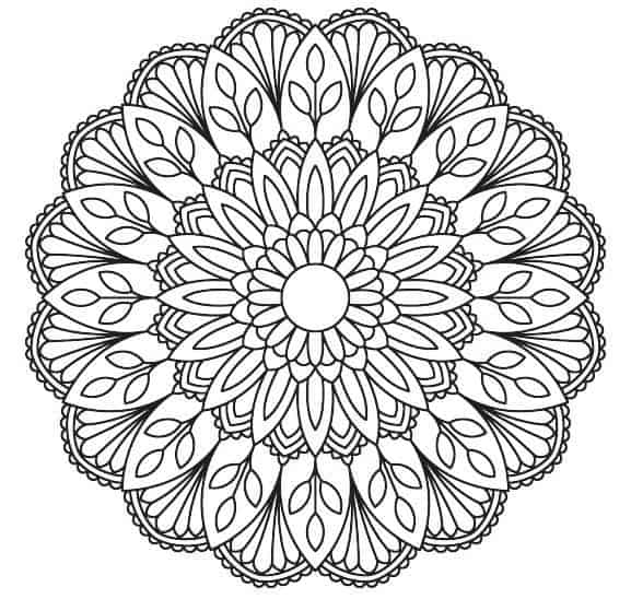 BOOST YOUR MOOD BY COLORING IN PICTURES 7 Free Pages From The