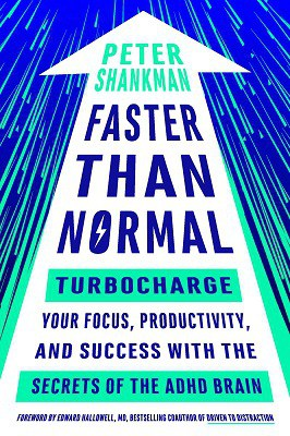 Front cover of Faster Than Normal - Different is good