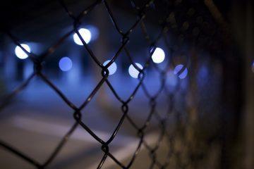 jail fence