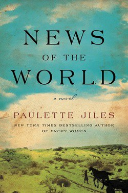 Front cover of News of the World - Four very different books