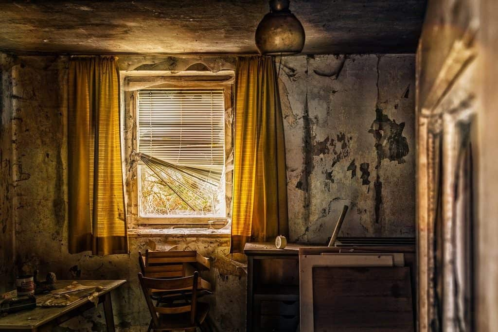 old livingroom