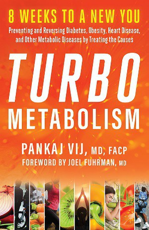 Front cover of Turbo Metabolism book - The essential nature of water