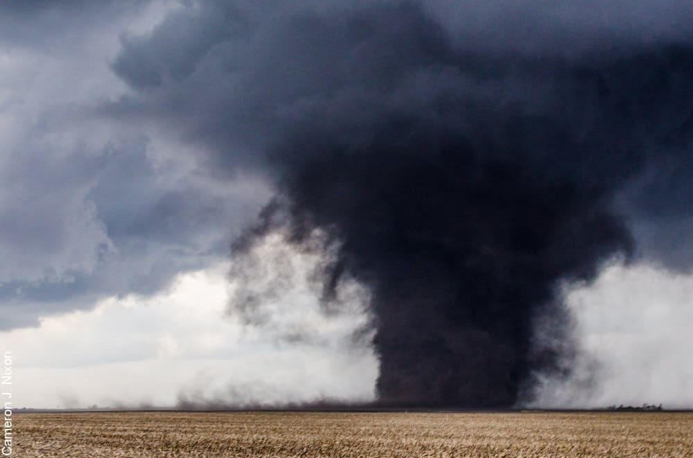 Washburn, Illinois tornado - Poems by Max Reif