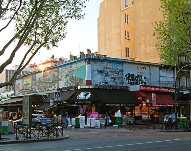 Shops in the 14th arrondissement - The Streets of Paris