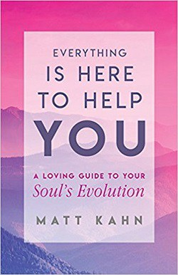 Front cover of book - Everything is here to help you