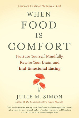 Front cover of When Food is Comfort book - When food is comfort