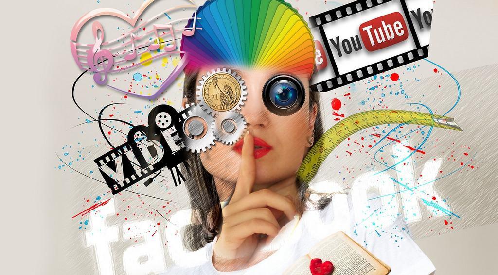 graphic social media