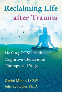 Front cover of Reclaiming Life after Trauma - PTSD and the brain