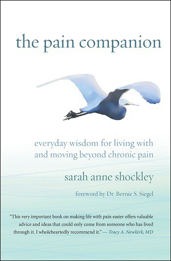 Front cover of The Pain Companion - Lonely no more