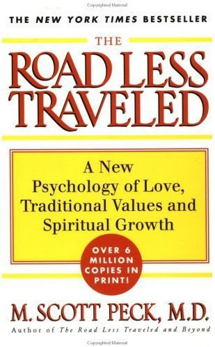 The Road Less Travelled book cover